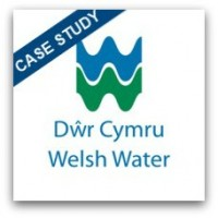 Welsh Water Logo ems case study