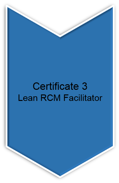 Lean RCM Certificate 3