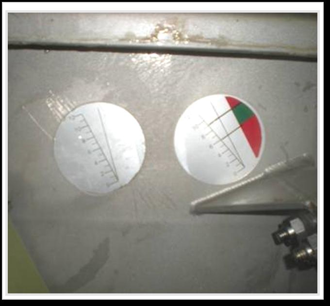 Indicator gauge