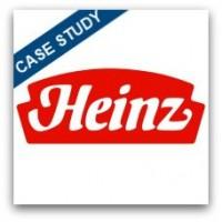 Heinz Logo with ems study